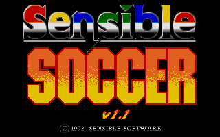 Thumbnail of other screenshot of Sensible Soccer - 1992-1993 Season Edition