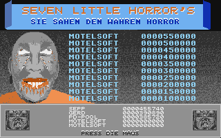Thumbnail of other screenshot of Seven Little Horrors