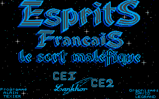 Thumbnail of other screenshot of Esprits Français CE1-CE2 - volume 1