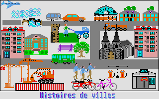 Thumbnail of other screenshot of Histoires de Villes