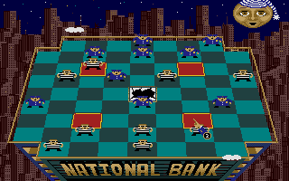 Thumbnail of other screenshot of Cops and Robbers Chess