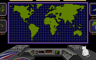 Screenshot of Armageddon Man