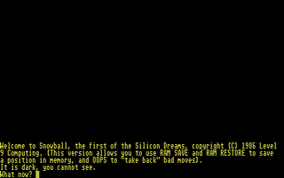 Thumbnail of other screenshot of Silicon Dreams Trilogy