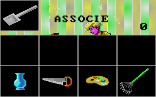 Screenshot of Associe