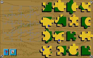 Thumbnail of other screenshot of Bambino Fait Un Puzzle