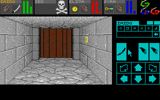 Thumbnail of other screenshot of Dungeon Master 2 - Legend of Skulkeep