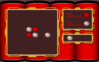 Screenshot of Othello Killer