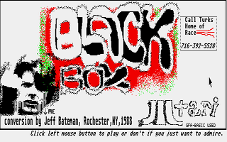 Thumbnail of other screenshot of Black Box