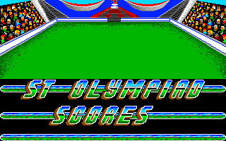 Screenshot of ST Olympiad