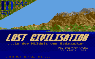 Thumbnail of other screenshot of Lost Civilisation
