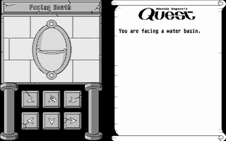 Screenshot of Quest