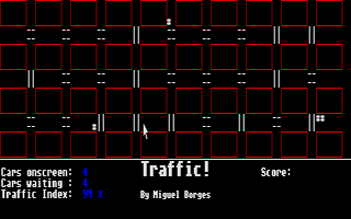 Large screenshot of Traffic!