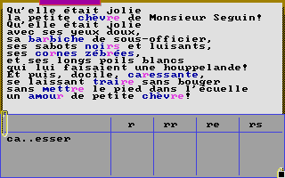 Thumbnail of other screenshot of Bases de l'Orthographe,  Les - La Dictee CE1-CE2