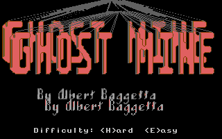 Screenshot of Ghost Mine