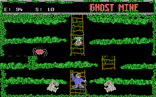 Thumbnail of other screenshot of Ghost Mine