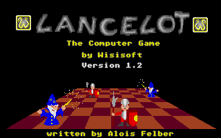 Screenshot of Lancelot