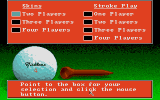 Thumbnail of other screenshot of Jack Nicklaus - The Great Courses Of U.S. Open