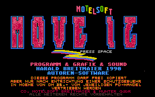 Screenshot of Move It
