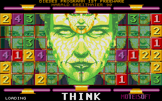 Screenshot of Think ST