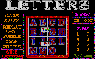 Thumbnail of other screenshot of Letters