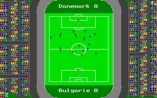 If anyone cares, Danemark and Bulgarie are still 0-0.