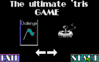 Thumbnail of other screenshot of Ultimate 'tris Game, The