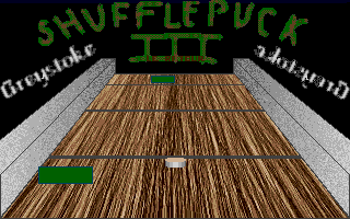Screenshot of Shufflepuck III