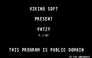 Thumbnail of other screenshot of Yatzy