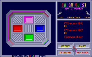 Thumbnail of other screenshot of Color Quest
