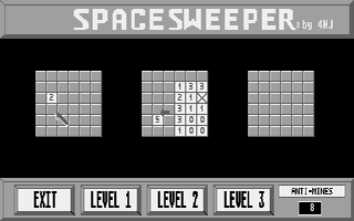 Thumbnail of other screenshot of Spacesweeper 2