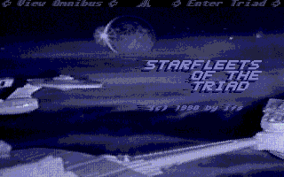 Thumbnail of other screenshot of Starfleets of the Triad