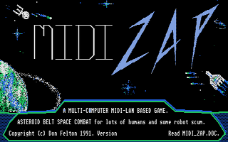 Thumbnail of other screenshot of Midi Zap