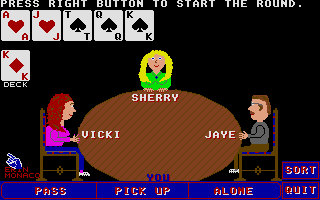 Thumbnail of other screenshot of Euchre