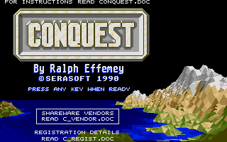 Thumbnail of other screenshot of Conquest
