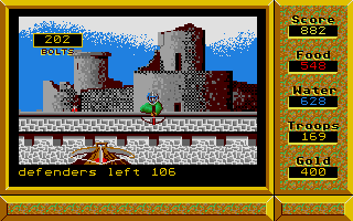 Screenshot of Arthur of the Britons