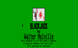 Thumbnail of other screenshot of Blackjack