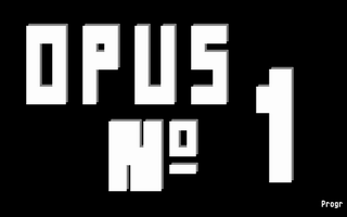 Thumbnail of other screenshot of Opus No 1