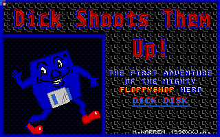 Thumbnail of other screenshot of Dick Shoots Them Up!