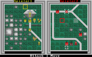 Screenshot of Battle Island
