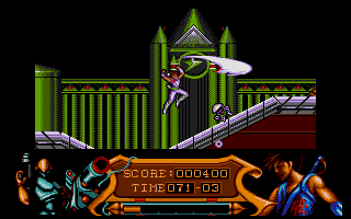 Thumbnail of other screenshot of Strider