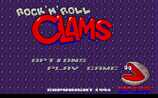 Thumbnail of other screenshot of Rock 'n' Roll Clams