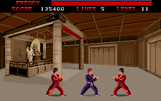 Screenshot of ST Karate