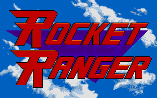 Screenshot of Rocket Ranger