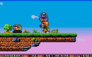 Screenshot of Indigo