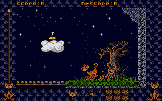 Large screenshot of 9 Lives