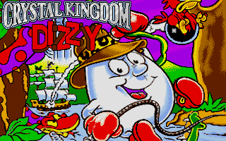 Thumbnail of other screenshot of Crystal Kingdom Dizzy