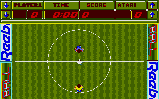 Screenshot of Hotball