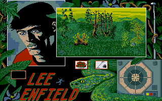 Screenshot of Bob Morane - Jungle
