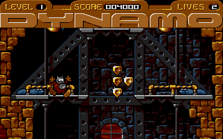 Screenshot of Captain Dynamo