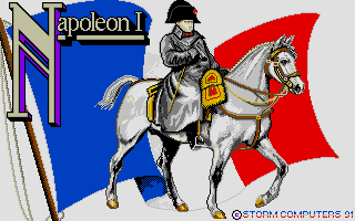 Thumbnail of other screenshot of Napoleon I - The Campaigns 1805-1814